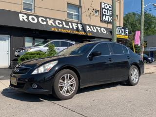Used 2013 Infiniti G37 Sedan 4dr Sdn Luxury AWD for sale in Scarborough, ON