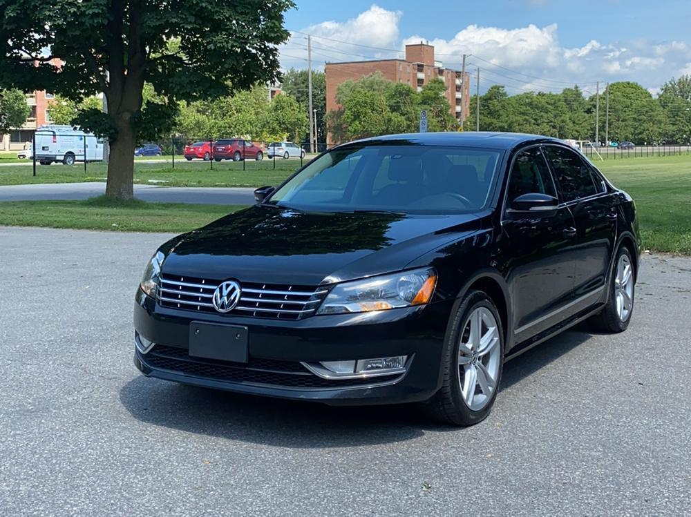 used 2014 volkswagen passat for sale in guelph, ontario carpages.ca