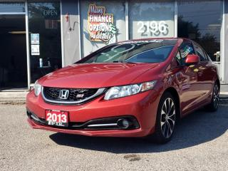 Used 2013 Honda Civic Sdn 4dr Man Si for sale in Bowmanville, ON