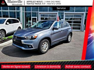 Used 2016 Mitsubishi RVR SE CLIM + BLUETOOTH + MAGS for sale in Blainville, QC