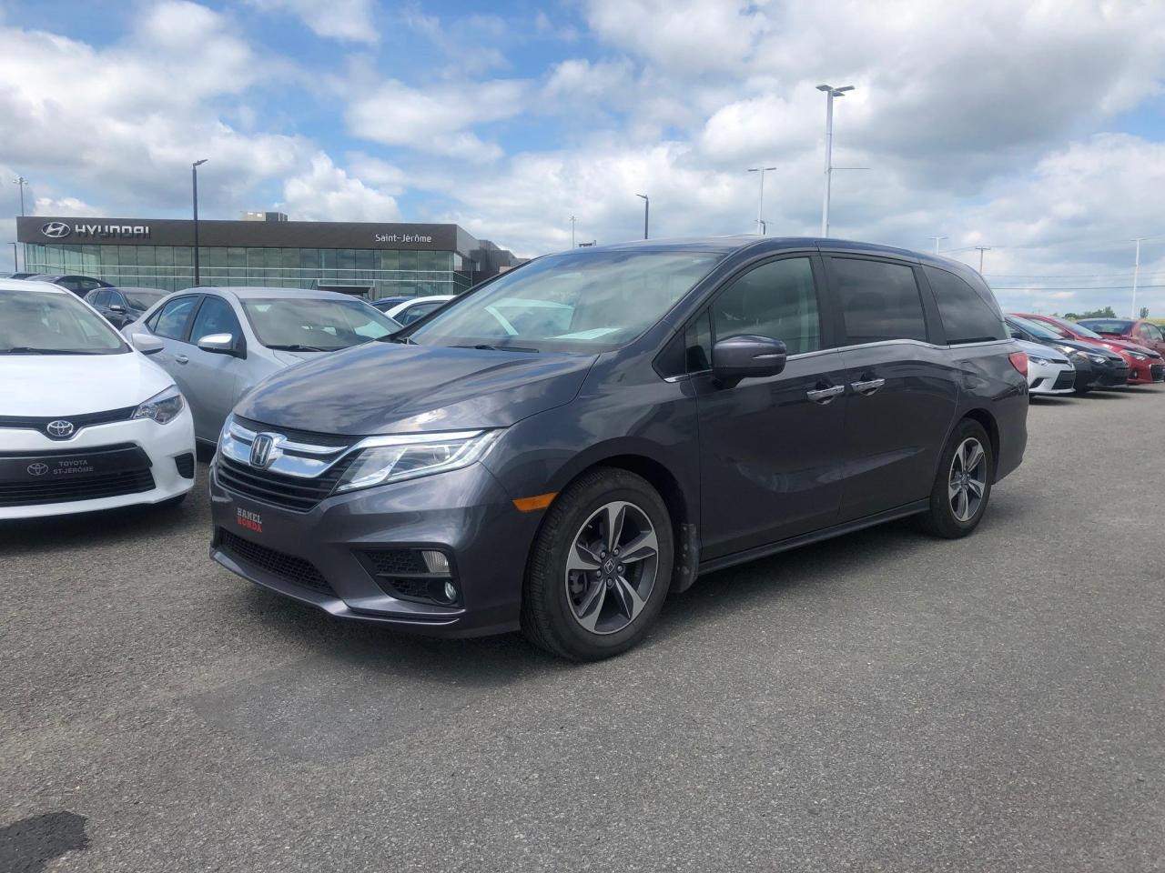 used 2019 honda odyssey ex auto for sale in mirabel, quebec carpages.ca