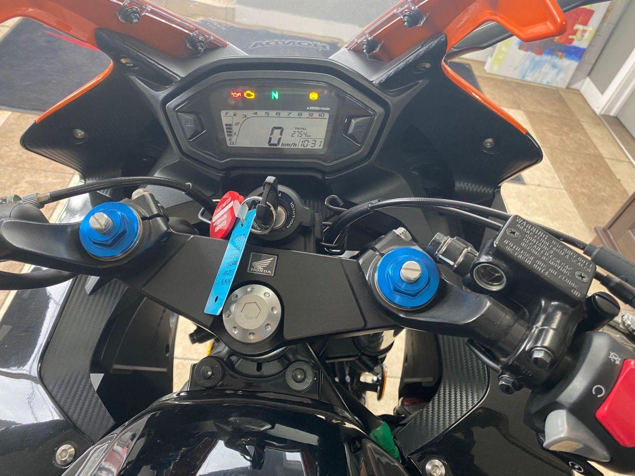 2017 Honda CBR500RA
