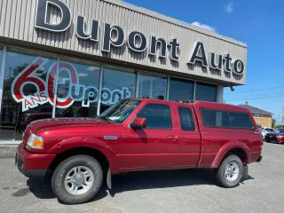 Used 2007 Ford Ranger Cabine Super 2 RM 126 po XL for sale in Alma, QC