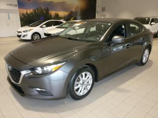 Used 2018 Mazda MAZDA3 GS MANUELLE ** TRÈS BEAU** for sale in St-Eustache, QC