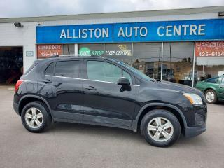 Used 2016 Chevrolet Trax LT for sale in Alliston, ON
