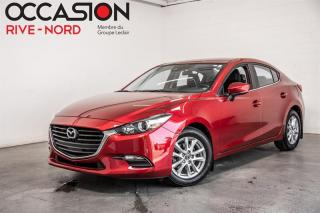 Used 2018 Mazda MAZDA3 50th Anniversary NAVI+CUIR for sale in Boisbriand, QC