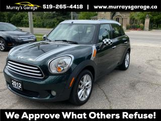 Used 2012 MINI Cooper Countryman S for sale in Guelph, ON