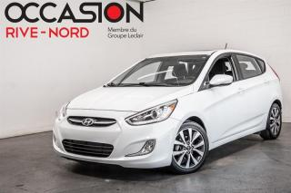 Used 2016 Hyundai Accent GLS TOIT.OUVRANT+MAGS+BLUETOOTH for sale in Boisbriand, QC