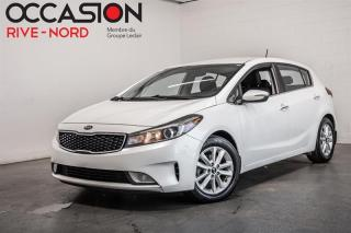 Used 2017 Kia Forte5 EX MAGS+SIEGES.CHAUFFANTS+CAM.RECUL for sale in Boisbriand, QC