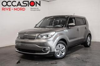Used 2017 Kia Soul EV Luxury NAVI+CUIR+TOIT.OUVRANT for sale in Boisbriand, QC