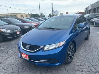Used 2013 Honda Civic EX for sale in Hamilton, ON