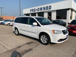Used 2014 Dodge Grand Caravan Crew for sale in Brantford, ON