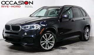 Used 2016 BMW X5 xDrive35i M.SPORT+PREMIUM.PACK for sale in Boisbriand, QC