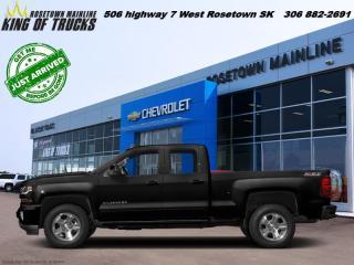 Used 2017 Chevrolet Silverado 1500 LT Z71 for sale in Rosetown, SK