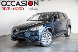 Used 2016 Mazda CX-5 GS TOIT.OUVRANT+MAGS+BLUETOOTH for sale in Boisbriand, QC