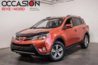 Used 2015 Toyota RAV4 XLE NAVI+TOIT.OUVRANT+CAM.RECUL for sale in Boisbriand, QC