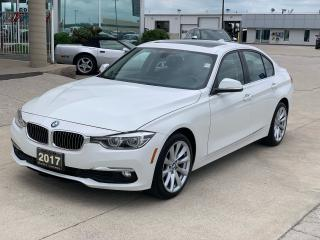 Used 2017 BMW 3 Series 320i xDrive for sale in Tilbury, ON