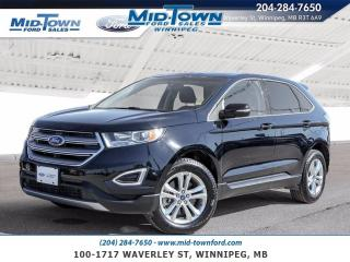Used 2017 Ford Edge AWD LUXURY for sale in Winnipeg, MB