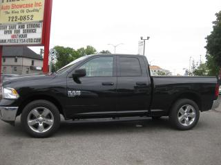 Used 2019 RAM 1500 Classic 4x4 6cyl AC Rev Cam Bluetooth PL PM PW for sale in Ottawa, ON