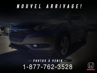 Used 2017 Honda HR-V EX + AWD + AUTO + TOIT + MAGS + WOW! for sale in St-Basile-le-Grand, QC