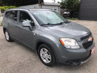 Used 2012 Chevrolet Orlando 1LT ** AUTOSTART, BLUETOOTH, CRUISE ** for sale in St Catharines, ON