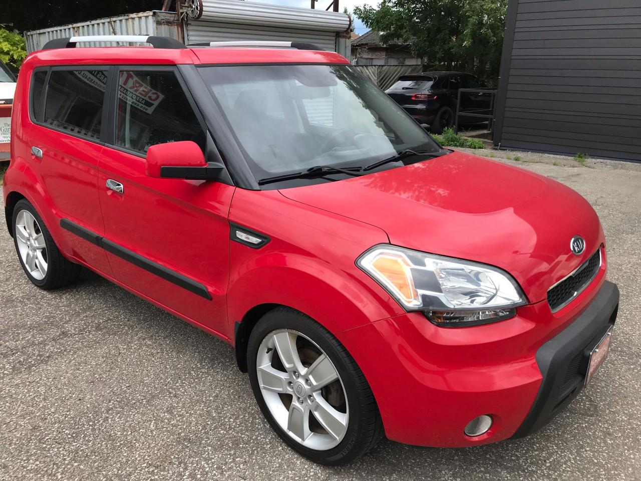 used 2010 kia soul 4u htd seats, bluetooth , snrf, cruise for sale in st catharines, ontario carpages.ca