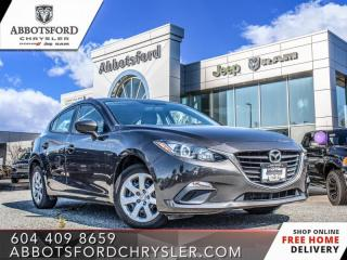 Used 2016 Mazda MAZDA3 GX  -  - Air - Back Up Camera - $105 B/W for sale in Abbotsford, BC