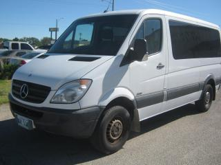 Used 2011 Mercedes-Benz Sprinter Passenger Vans for sale in Headingley, MB