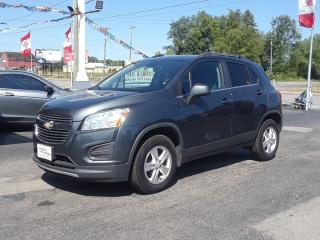 Used 2014 Chevrolet Trax LT for sale in Welland, ON