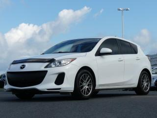 Used 2012 Mazda MAZDA3 Sport GX JAMAIS ACCIDENTE! for sale in St-Georges, QC
