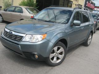 Used 2010 Subaru Forester X Touring for sale in Scarborough, ON