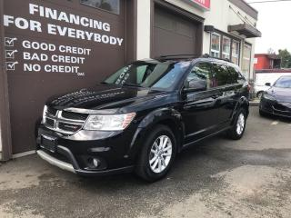Used 2014 Dodge Journey SXT for sale in Abbotsford, BC