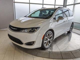 Used 2017 Chrysler Pacifica Limited for sale in Edmonton, AB