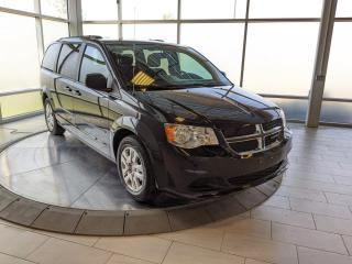Used 2017 Dodge Grand Caravan SXT for sale in Edmonton, AB