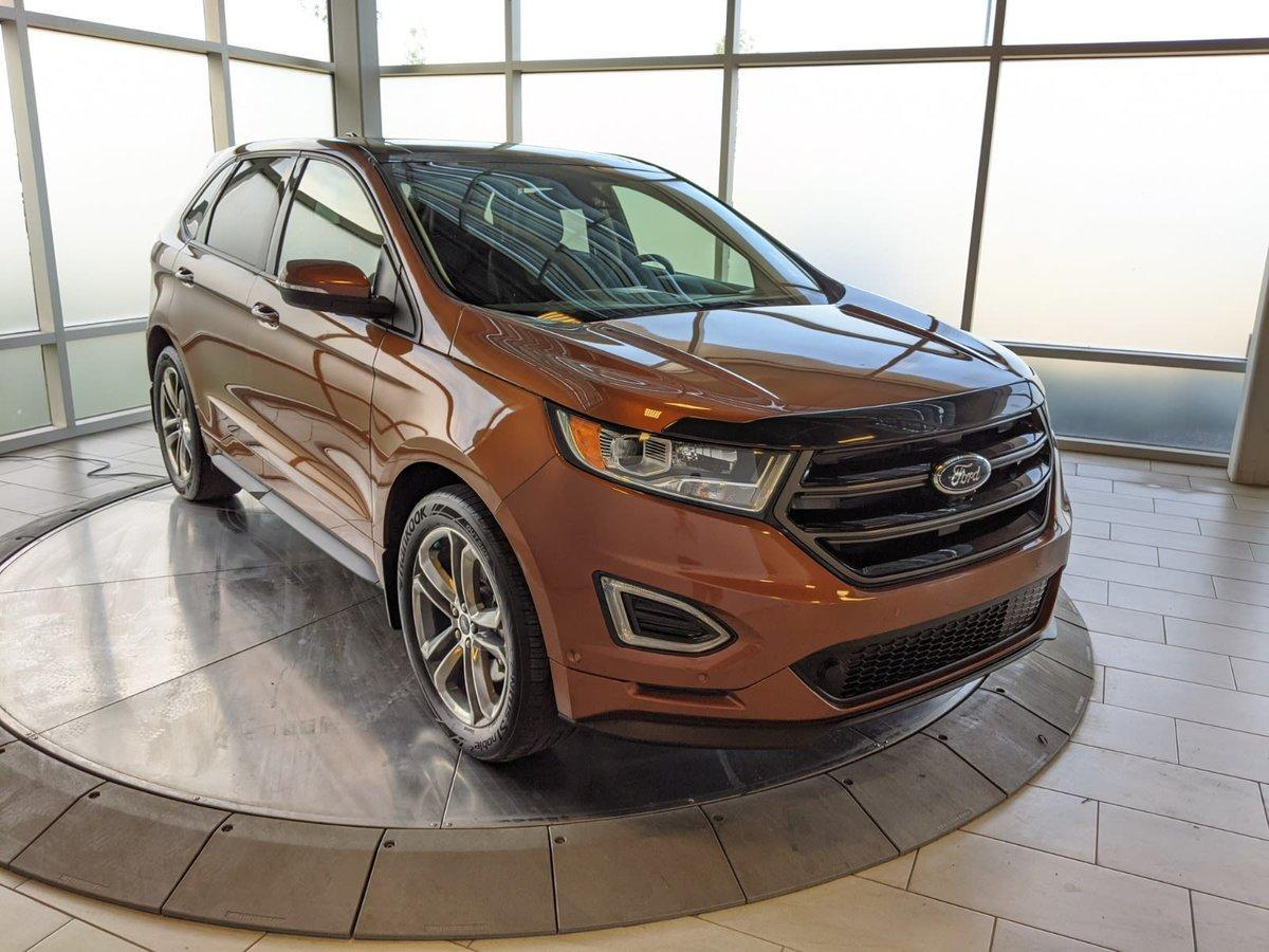 used 2017 ford edge sport 4dr awd sport utility for sale in edmonton, alberta carpages.ca
