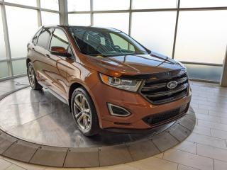 Used 2017 Ford Edge Sport 4dr AWD Sport Utility for sale in Edmonton, AB