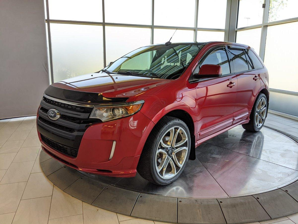 used 2011 ford edge sport awd for sale in edmonton, alberta carpages.ca