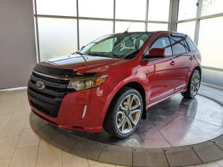 Used 2011 Ford Edge SPORT AWD for sale in Edmonton, AB