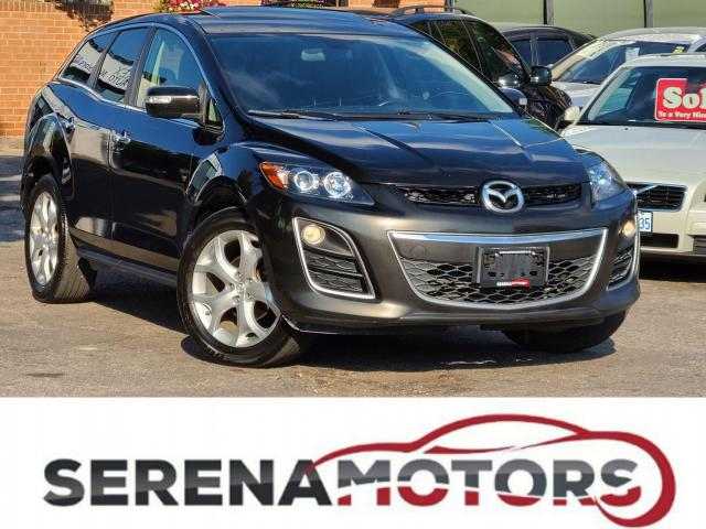 2011 Mazda CX-7 GT | AWD | FULLY LOADED | ONE OWNER | NO ACCIDENTS