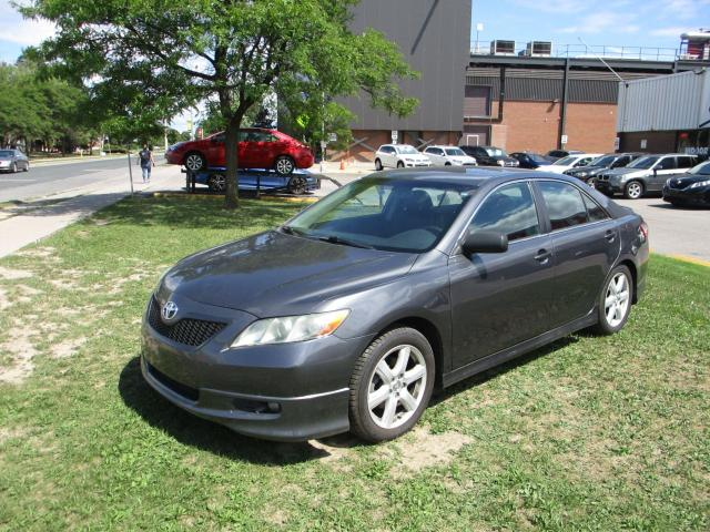 2009 Toyota Camry SE ~ LEATHER ~ SUNROOF ~ WINTER TIRES