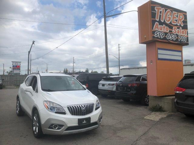 2014 Buick Encore Leather**Blind Spot***NO ACCIDENTS**CERTIFIED*BOSE