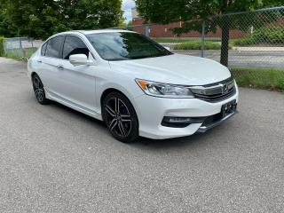 Used 2016 Honda Accord Sport w/Honda Sensing for sale in North York, ON