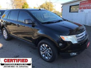 Used 2007 Ford Edge SEL **AWD, HEATED LEATHER  ** for sale in St Catharines, ON