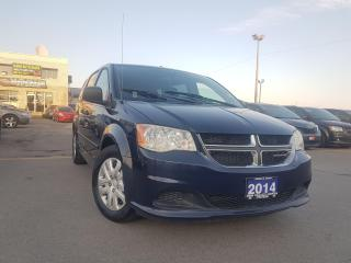 Used 2014 Dodge Grand Caravan SE/STOW&GO/7-PASSENGER/CERTIFIED!! for sale in Pickering, ON