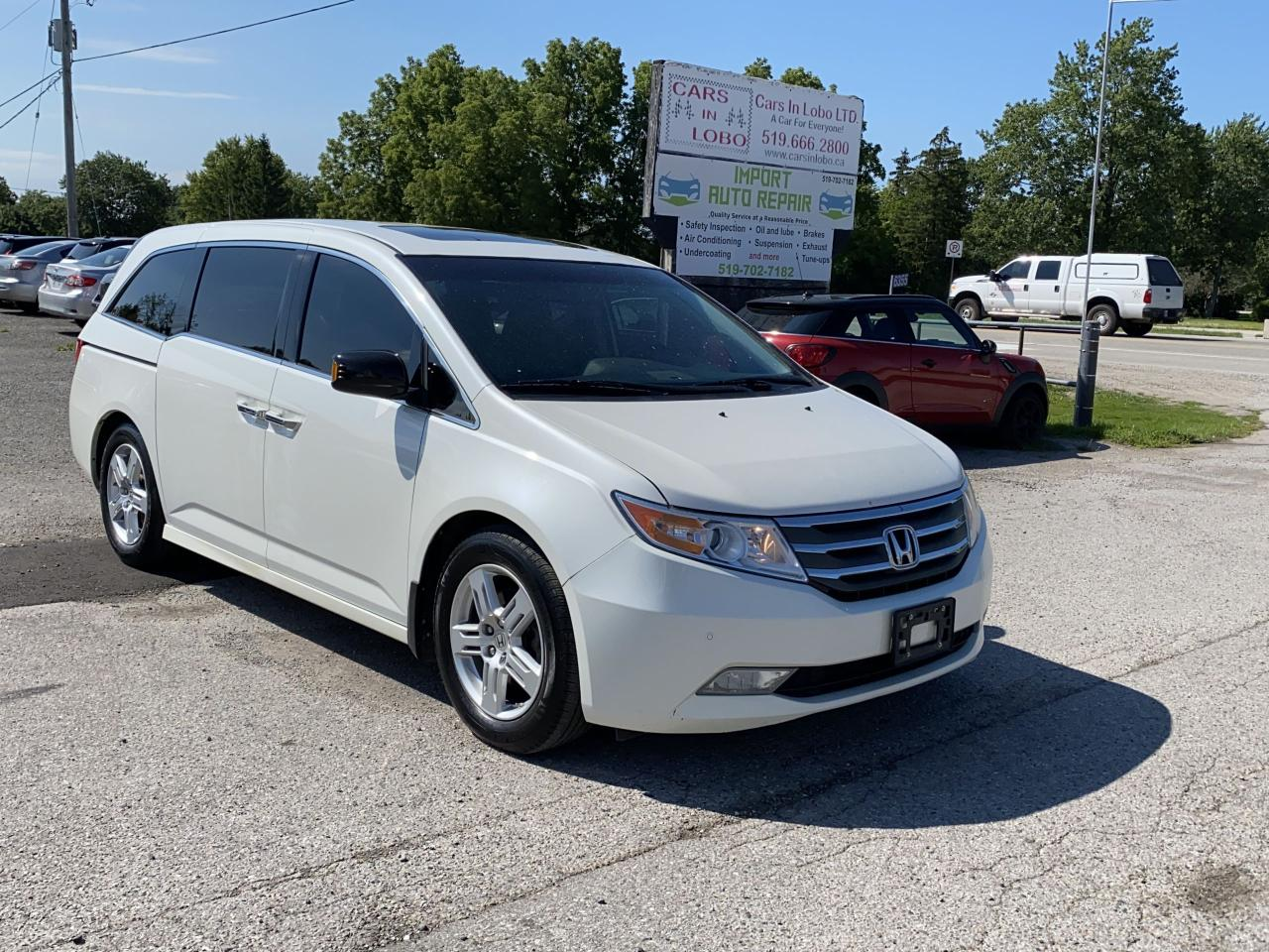 used 2012 honda odyssey touring for sale in komoka, ontario carpages.ca