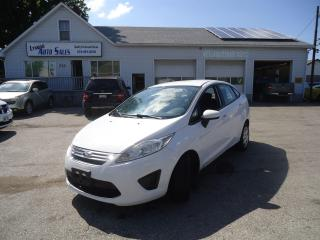 Used 2011 Ford Fiesta for sale in Sarnia, ON