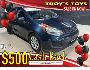 Used 2014 Kia Rio LX for sale in Guelph, ON