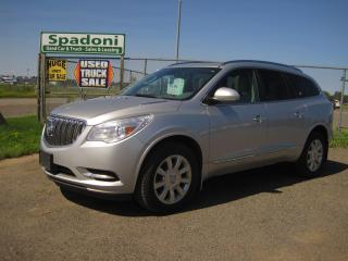 Used 2015 Buick Enclave Premium for sale in Thunder Bay, ON