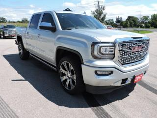 Used 2017 GMC Sierra 1500 Denali Sunroof Navigation Loaded Only 39000 km for sale in Gorrie, ON