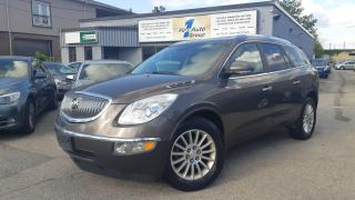 Used 2012 Buick Enclave CXL1 Leather/Backup Cam for sale in Etobicoke, ON